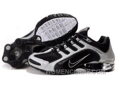 1afaae7901 Men s Nike Shox R5 Shoes Black White Authentic
