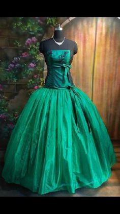 With some slight changes this could be Princess Anna's gown for Queen Elsa's coronation