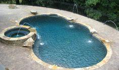 Black Marble Pebble Tec Backyard Build Pinterest Swimming Pools Gunite Pool And Pool Remodel