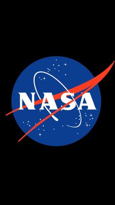 NASA Logo iPhone Wallpaper Space Town in 2019 Iphone