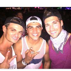 James at Coachella :)