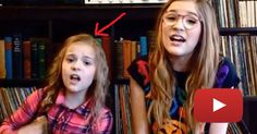Two Sisters, One Song And An Incredible Solo That Will Blow You Away - thats whats up