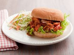 Guilt-Free Barbecue Sandwich