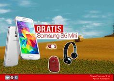 Llévate un Samsung S5 mini con un plan de 600min+1000msjs+5mbps por tan solo 32,600.00 Colones. ---------------------------------------------------------------------------------- Dale me gusta y comparte con tus amigos....!!