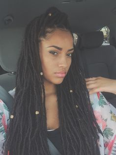 ***Try Hair Trigger Growth Elixir*** ========================= {Grow Lust Worthy Hair FASTER Naturally with Hair Trigger} ========================= Go To: www.HairTriggerr.com ========================= Beautiful Long Faux Locs!