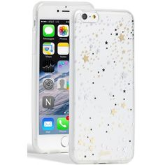 Sonix 'Clear Stella' iPhone 6 Plus Case ($35) via Polyvore