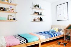 Room for Two: a Lovely Shared Room in Montreal- Petit & Small
