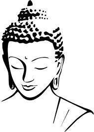 Image result for dessin bouddha
