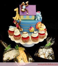Cake & Cookie Ideas