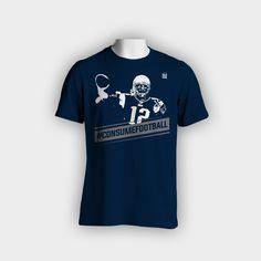 "Diseño de camiseta ""New England"""