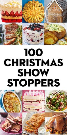 Our top 100 Christmas showstoppers - Christmas Desserts Aussie Christmas, Australian Christmas, Christmas Lunch, Christmas Cooking, Christmas Treats, Christmas Menu Ideas, Christmas Cakes, Christmas Goodies, Xmas Desserts