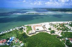 Praia do Forte Orange, Itamaracá (PE)