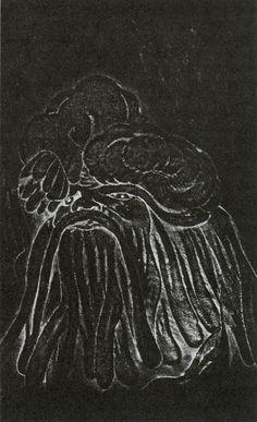 by Max Ernst, illustration for Babylon by Rene Crevel