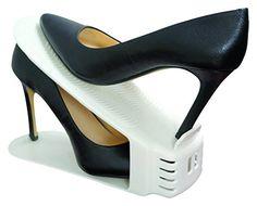 Amazon.com: Shoe Slotz Space Saver, 6 piece set: Home & Kitchen