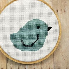 She has great, inexpensive counted cross stitch patterns!