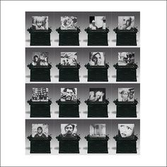Alfredo Jaar, The Power of Words, 1984 Conceptual Art, Powerful Words, 1, Fine Art, Movie Posters, Movies, Pictures, Traditional, Blanco Y Negro