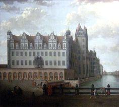 Berliner Schloss 1685