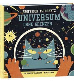 Professor Astrokatz erklärt das Weltall.  Er spricht über unsere Erde,  das Sonnensystem und das Universum mit all seinen Geheimnissen. Der  schlaue Kater weiß sehr gut Bescheid. Wissenschaftlich fundiert und  dennoch sehr unterhaltsam, lernt der Leser, wie Sterne entstehen, welche  Planeten der Erde am nächsten sind und welche Sternbilder am Firmament  zu erkennen sind. Gemeinsam mit dem Professor durch das Universum zu  reisen, ist ein großes Vergnügen und eine Abenteuerreise, die nicht…