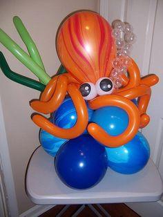 12 increíbles decoraciones con globos que te sorprenderán - Las Manualidades