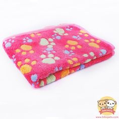 PAWZ Road Self-Cooling Pet Blanket for Dog Cats,Ultra Soft /& Breathable Sleep Pad Snuggly Mat Ideal for All Seasons Pink S