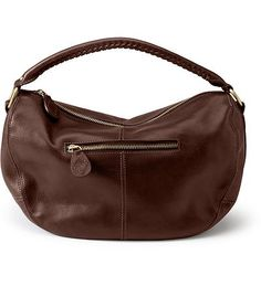 Hobo bag from Eddie Bauer--I love this bag--roomy and soft.