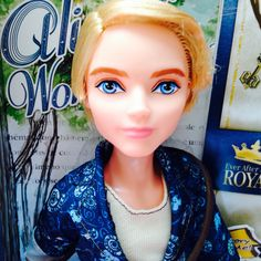 Ever After, Elsa, Disney Characters, Fictional Characters, Dolls, Disney Princess, Art, The Vow, Baby Dolls