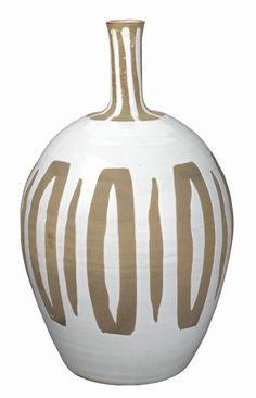 Ceramic vase organic forms by Jaime Young. #HPMKTSS