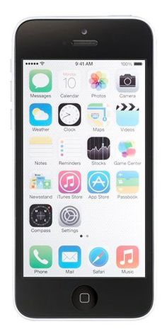New year = new handset. Apple iPhone 5C 16GB from £102.50.