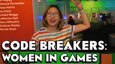 Code Breakers: Women in Games - REPORT