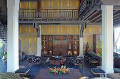 Puri Ikan Interior 2 Neighboring The Lush Jungle of East Bali: Exclusive Jasri Beach Villas