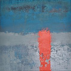 abstrakte Kunst, abstrakte Malerei, Acrylmalerei, abstract painting, 50 x 50 x 4,5 cm, Raut-Malerei