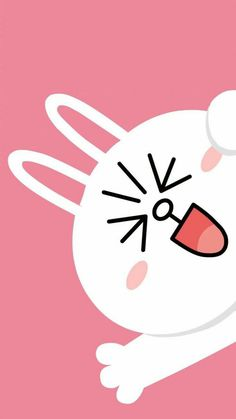 Ideas for wallpaper iphone cartoon kawaii Lines Wallpaper, Bear Wallpaper, Emoji Wallpaper, Wallpaper Iphone Disney, Kawaii Wallpaper, Wallpaper Backgrounds, Line Cony, Whatsapp Pink, Iphone Cartoon
