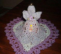 Crochet Thread Patterns on Pinterest Doilies, Thread ...