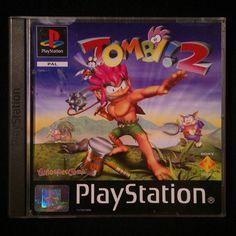 On instagram by almostagameaday  #retrogames #microhobbit (o)  #tombi #tomba #tombi2 #tomba2 #pinkhair #pig #sidescroller #ps1 #PlayStation #game #gamer #gaming #nerd #geek #gamerlife #collector #consolegames #sony #gamingislife #retro #retrogaming  #gameart #pelaaja #pelit #retropelit #keräily