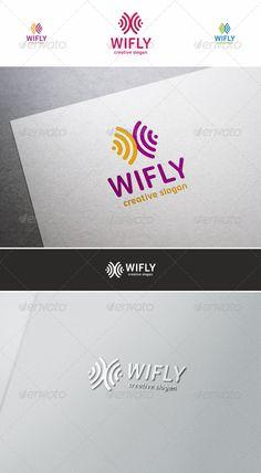 Wi Fly Creative Logo