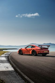 Hot GT3RS