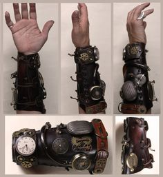 - Steampunk Accessories by   C&L; Factory   Site...