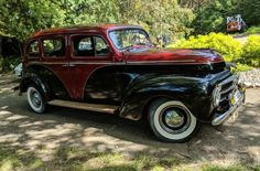 Learn more about Swedish Market LWB Taxi: 1954 Volvo in Minnesota on Bring a Trailer, the home of the best vintage and classic cars online. Glass Cabin, Rolls Royce Cars, Best Muscle Cars, Classic Cars Online, Manual Transmission, Antique Cars, Vintage Cars, Old Cars, Taxi