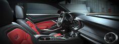 2016 Camaro Sports Car: Next-Gen #CamaroSix TheCamaroSix.com www.santafechevroletcadillac.com