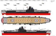 IJN Aircraft Carrier Junyo  (Yahoo.image)