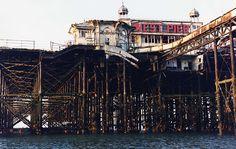 West Pier Brighton, UK