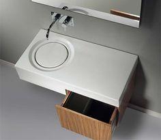 Mueble de baño, modelo Sanindusa. http://www.sanico.es/