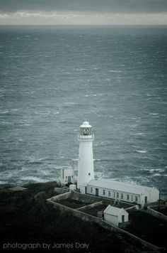 South Stack Lighthouse by James Daly on 500px