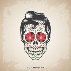 6924c38d831bc t shirt women Skull Print Funny T-Shirt Men Tops Slim O-neck Tee Lovers  couples T shirts