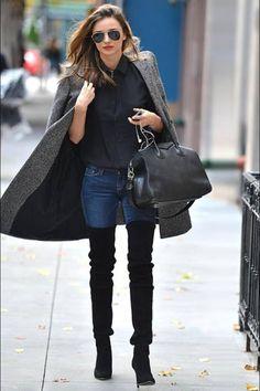 Love Miranda's style ❤
