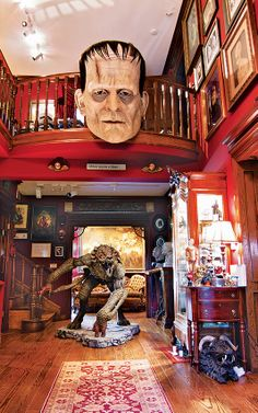 17 | Guillermo del Toro Shares 14 Creative Insights From His Spectacular Cabinet Of Curiosities Sketch Book | Co.Create | creativity + culture + commerce
