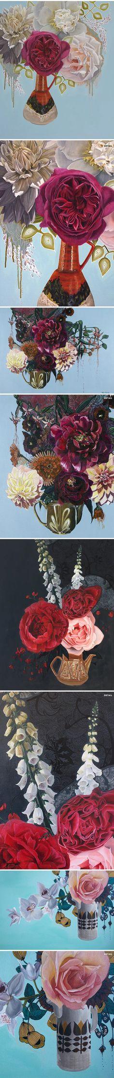 paintings by wendy matenga