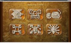 Jocul Mahjong Titans