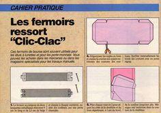 Pochette Clic-Clac