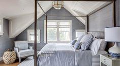 3 Optimistic Tips: Modern Coastal Living Room coastal cottage gray. Coastal Bedrooms, Coastal Living Rooms, Coastal Curtains, Beach Bedrooms, Coastal Bedding, Cape Cod Bedroom, Bedroom Suites, Blue Bedroom, Modern Bedroom